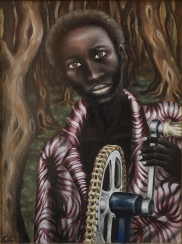 Limiti - 2010 olio su tela 35x50
